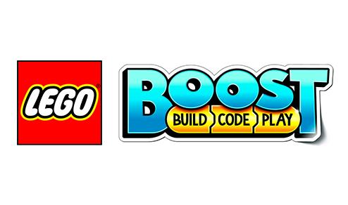 Logo Lego Boost